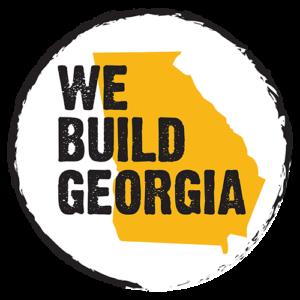 We Build Georgia Logo