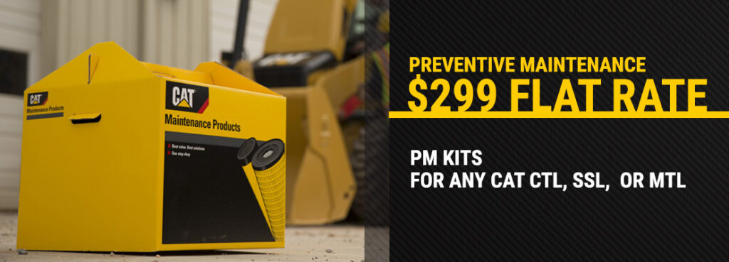 $299 Flat Rate on PM Kits Promotion