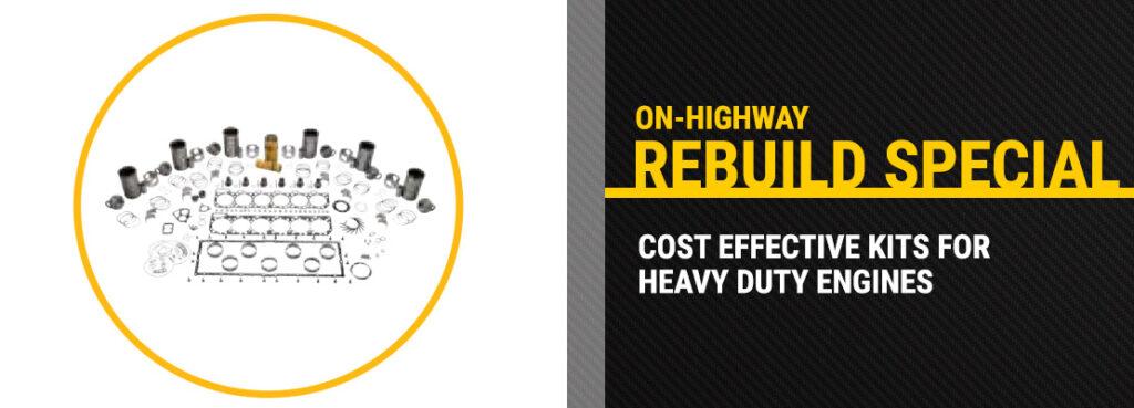 On-Highway Engine Rebuild Promotion