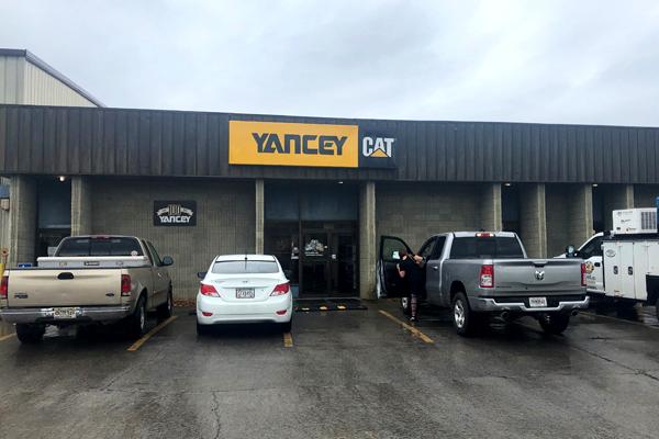 Yancey Bros. Co. Calhoun, GA Location