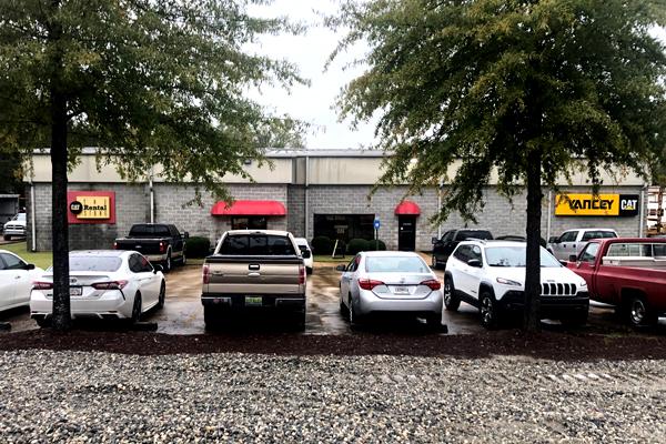 Yancey Bros. Co. Columbus, GA Location
