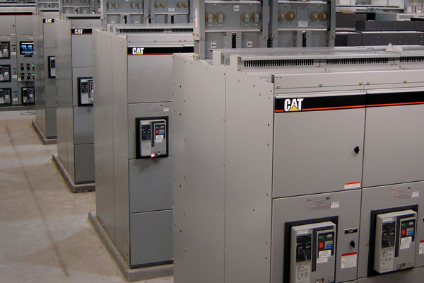 Cat Generators in Data Center