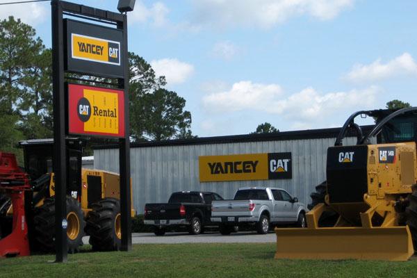 Yancey Bros. Co. Waycross Location