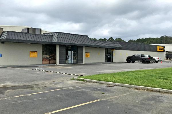 Yancey Bros. Co. Savannah, GA Location