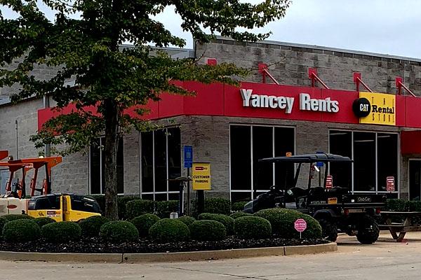 Yancey Bros. Co. Gwinnett, GA Location