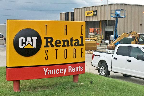 Yancey Rents Augusta Location