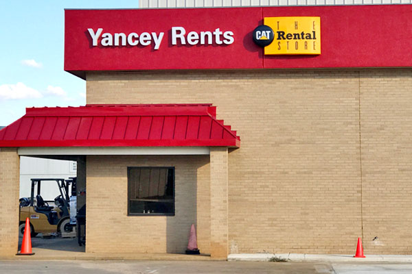 Yancey Rents Albany, GA Location