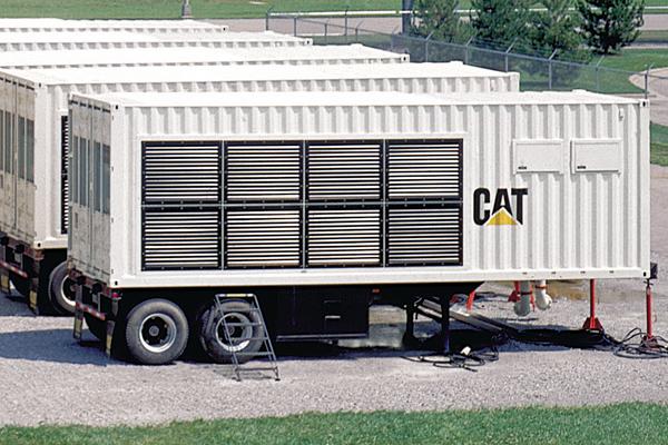 Cat Temperature Control Units