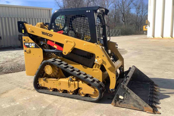 Used Skid Steer Loader Cat  249D - Georgia