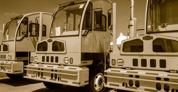Spotter Truck LIneup