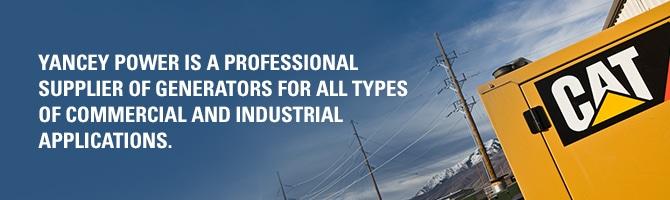 Power Generator Professional Supplier