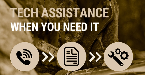 Tech Assistance When You Need