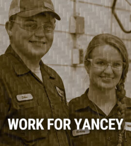 Young Yancey Technicians