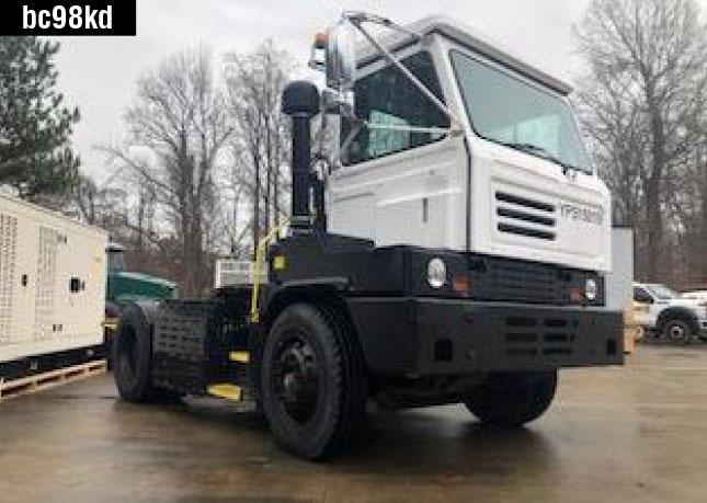 Used 2018 Hoist T-Series Spotter Truck | yps15020