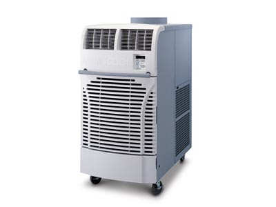 5- TON PORTABLE HEATING & COOLING UNIT