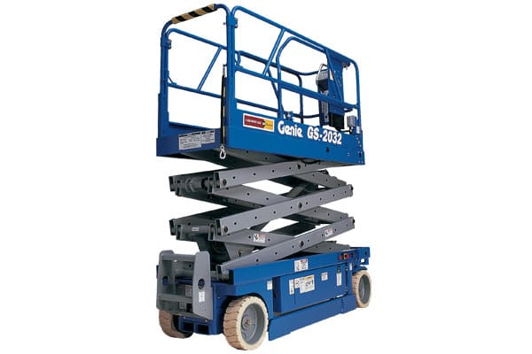 Genie Scissor Lift from Yancey